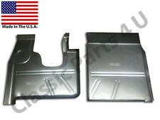 1955 1956 DODGE PLYMOUTH  FRONT FLOOR PANS  NEW PAIR!!! FREE SHIPPING!!
