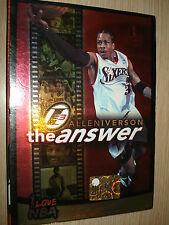 DVD N°6 I LOVE NBA ALLEN IVERSON THE ANSWER ITALIANO-ENGLISH