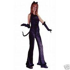 Fantastic Feline Black Cat Adult Costume - Small/Medium