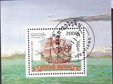 Lao 1997 - Schepen/Ships/Schiffe