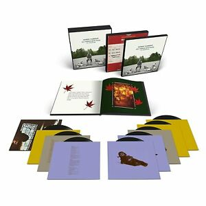 George Harrison All Things Must Pass Limited 8 LP Vinyl Super Deluxe Box Beatles