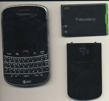 BlackBerry Bold 9900 - 8GB - Black (AT&T) Smartphone - Used - Works