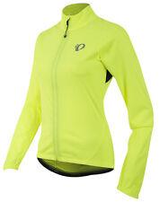 Pearl Izumi 2017 Women's P.R.O. Pursuit Aero Bike Jacket Screaming Yellow XL