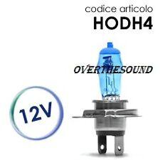 BlackLight HOD H4 Coppia lampade HOD H4 12V 60/55W 5500K OMOLOGATE Auto e moto
