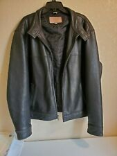 Guess mens leather jacket 1981