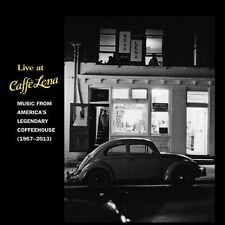 Live at Caffe Lena 1967-2013 /  SEALED 3CD set Out of Print !