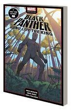 Black Panther Long Live The King TP | Nnedi Okorafor | Marvel Comics | BRAND NEW