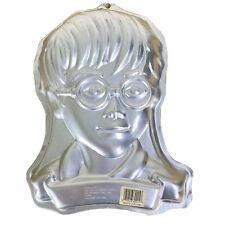 Harry Potter 2001 Wilton Cake Pan Mold  2105-5000 JK Rowling Sorcerers Stone