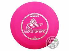 New Discraft Pro D Crank 145-150g Pink Holo Foil Distance Driver Golf Disc