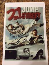 Channing Tatum 5 X 7 Autographed Photo