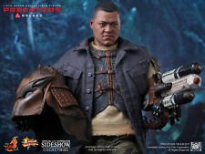 PREDATORS~NOLAND WITH PREDATOR DISGUISE~SIXTH SCALE FIGURE~HOT TOYS~MIBS