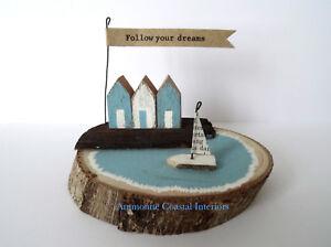 East of India, Follow your Dreams, Coastal Decoration, Seaside Gift
