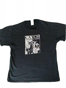 Vintage!! Rare! Catch 22 *90s SkaCore* *Punk* Spy Vs Spy T-shirt