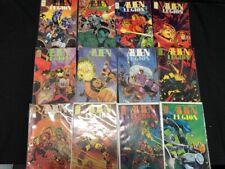 Alien Legion Comic Lot of 12 (#2-4, 8, 11-18) - Epic