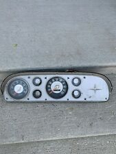 Vintage Chevy Dash Cluster