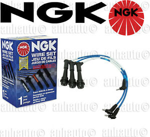Fits Lexus GS300 IS300 Toyota 3.0L V6 Spark Plug Wire Set NGK TE79