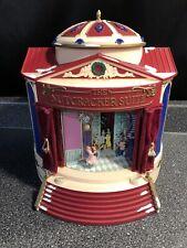 The Nutcracker Suite 1999 Mr. Christmas Animated Musical Collectible *see Descri