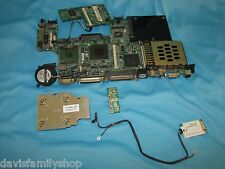 Dell Latitude C510/C610 PP01L Laptop Original Factory Motherboard Mother Board