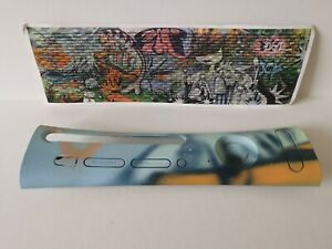 Xbox 360 Faceplate Original Artwork From UK 2005 Launch Party - EXTREMELY RARE!