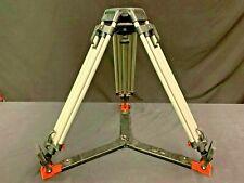 Sachtler DA-100 ENG 2D Aluminum 2-Stage Tripod Legs (100mm Bowl)-Supports 77lbs