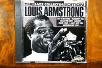 Louis Armstrong - The Jazz Collector Edition  -  CD, VG
