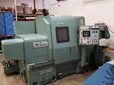 Mori Seiki Sl 3a Cnc Lathe Yasnac Lx2 Chip Conveyor Tailstock