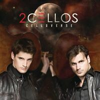 2CELLOS - CELLOVERSE  CD NEW
