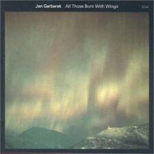 Jan Garbarek - All Those Born with Wings [New CD]