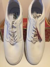 92160269a8ff6b VANS off The Wall ISO 1.5 Mesh True White Shoes Mens Size 16 SNEAKERS Sk8