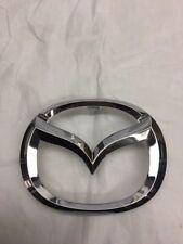 2007 2008 2009 2010 2011 2012 2013 Mazda 3 4dr / 5dr front grill emblem oem new
