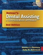 NEW - Workbook for Delmar's Dental Assisting: A Comprehensive Approach, 2nd