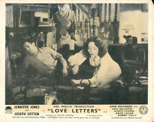 Love Letters original lobby card set of 8 Jennifer Jones
