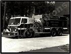 Circa 1985 Kenworth Fire Truck New Metal Sign: Fairfax County Fire Department