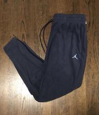 Nike Jordan College UNC Tar Heels Thermal Sweatpants Standard Fit Sz L