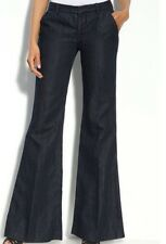 Bird By Juicy Couture NWT Indigo Flared Jeans $200+ Size 6