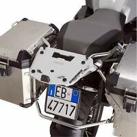 Givi Rear Rack Top Case Aluminium Monokey BMW R 1200 GS Adventure 2014 SRA5112