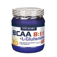 Victory BCAA 8:1:1 + L-Glutamina sabor Naranja Orange 500 gr