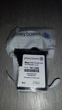 Pitney Bowes Encre Bleu 797-0SB - K700, DM50, DM55, DM60-neuf, original & Sealed