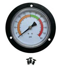 Coats Flange Mount Air Inflation Gauge Rim Clamp Tire Changer Machine 107985