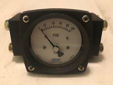 """Wika Pressure Gauge Differential Pressure Gauge 4"""" Dial 0-100 PSID"""