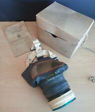 More details for world war-ii 'battle of britain' era civilian respirator & box - hampshire 1940.