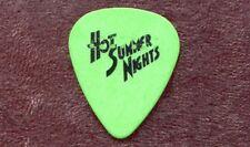 OAK RIDGE BOYS vintage Concert Tour Guitar Pick!!! KENT WELLS custom stage #1