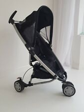 Quinny ZAPP BLACK with Travel bag