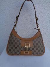 514bd2b28729 Authentique sac à main Gucci cuir   Toile TBEG ...