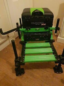 L1000 Maver Reality Seat Box NEW Coarse Fishing Seatbox