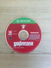 Wolfenstein: The New Order for Xbox One *Disc Only*