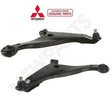 For Mitsubishi Endeavor Set of Front Left & Right Lower Control Arms Genuine
