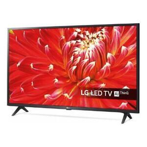 """LG 32LM631C0ZA TV COLOR 32"""" LED FULL HD SMART TV-DVB-T2/C/S2 BLACK ITALIA"""