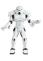 "Star Wars POTF Expanded Universe SpaceTrooper 3.75"" Action figure"