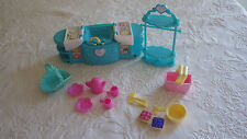 My Little Pony Accessories Lot 14 Piece Kitchen Outfit Sink Basket Plastic Toys